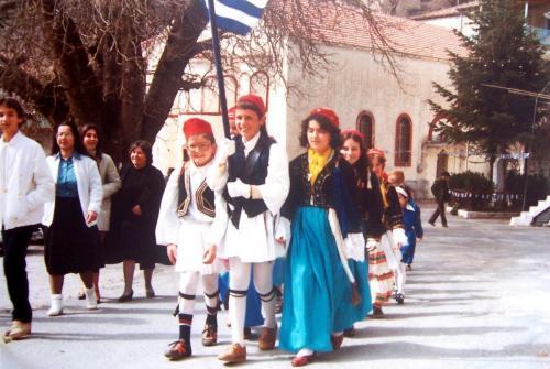 Παρέλαση 25η Μαρτίου 1982