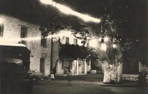 Η πλατεία τη δεκαετία του 1960