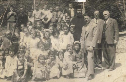 Δημοτικό Σχολείο στις αρχές της δεκαετίας του 1960