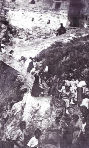 Στα σκαλοπάτια της Σφυρίδας