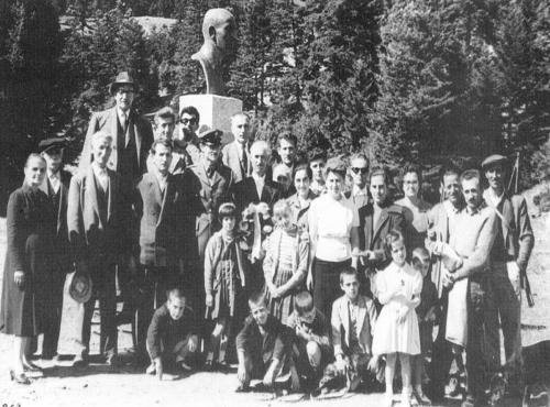 Μετά τα αποκαλυπτήρια του αγάλματος του Δημήτρη Μητρόπουλου στον Καμπέα