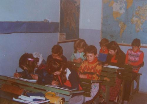 Μάθημα στη τάξη, 1981