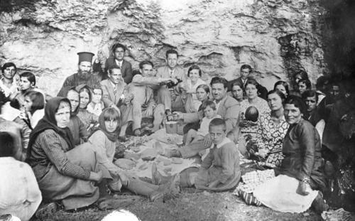 Εορτασμός στη Σφυρίδα το 1943