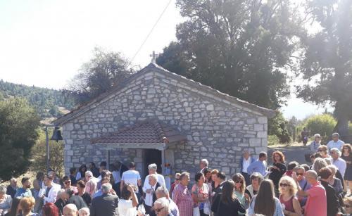 Η Γέννηση της Θεοτόκου στο Πετροβούνι