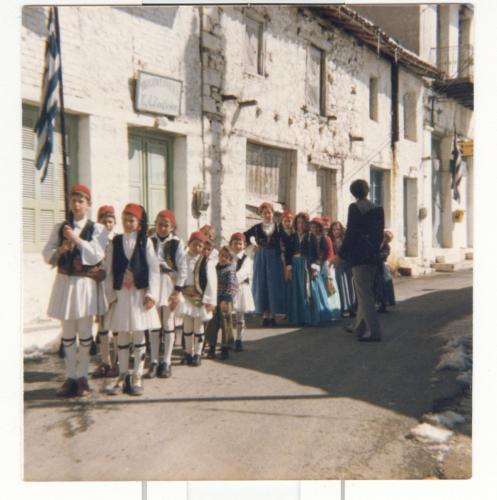 Παρέλαση 25η Μαρτίου 1981