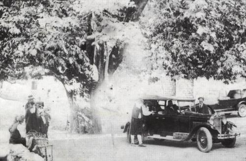 Πλατεία Μαγουλιάνων αρχές δεκαετίας 1920